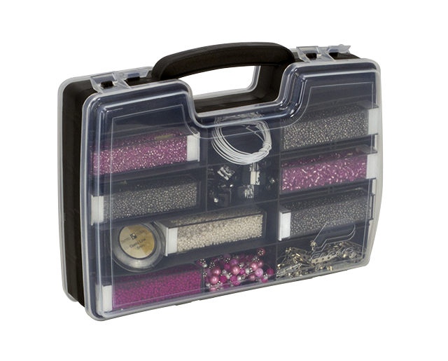 Double Sided Craft 'N Go - Black Sparkle